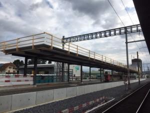Bahnhof Däniken 1